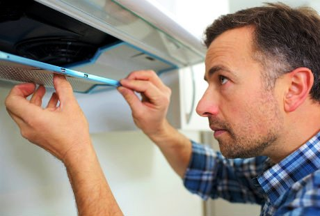 Installing Extractor Fans In A Kitchen | Manchester Domestic Electricians