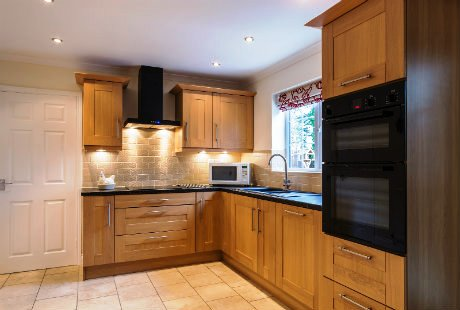 Kitchen Lights | Manchester Domestic Electricians